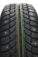 New modern studded tire