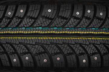 New modern studded tire