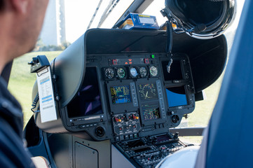 Hubschrauber Rettungshubschrauber
