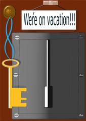Seguridad en el hogar y la empresa.