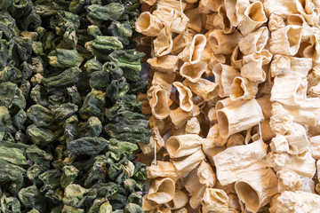 Dried vegetables, Gaziantep