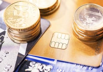 Chip einer Smartcard