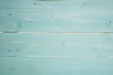 rustic turquoise wooden background