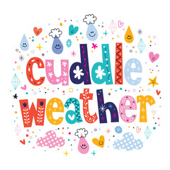 cuddle weather