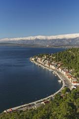 Port de pêche de Novigrad