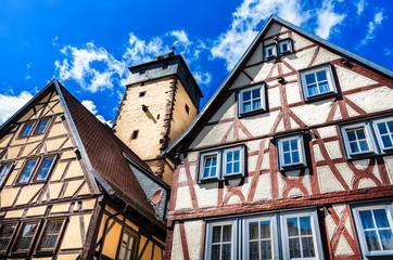 Fachwerkhaus in Lohr am Main