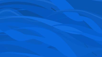 Ondas in blue