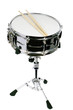 Snare Drum and Drumsticks - 73165237
