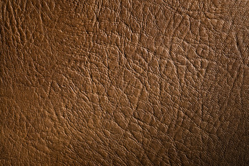 genuine cow leather texture