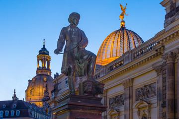 Dresden, Denkmal Semper