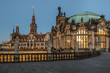 canvas print picture - Dresden Zwinger