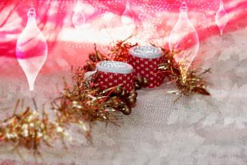 decoración mágica de navidad