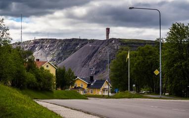 Leben und  Arbeit in Kiruna