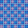 Seamless blue cube square industrial vector.