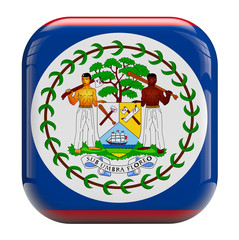 Belize flag image icon