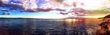 stunning sunset in Trieste Italy - 73178295