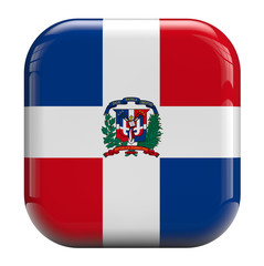 Dominican Republic flag icon image