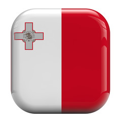 Malta Islands flag icon image