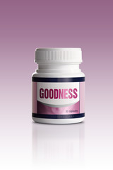 Pills for increase Goodness