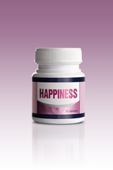 Pills for increase Happiness