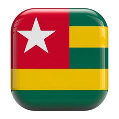 Togo flag icon