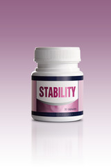 Pills for increase Stability