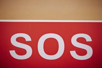 SOS word