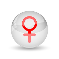 Female sign icon