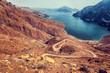 Leinwanddruck Bild - Beautiful landscape