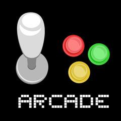 Arcade control
