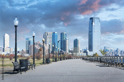 Liberty State Park New Jersey City Poster