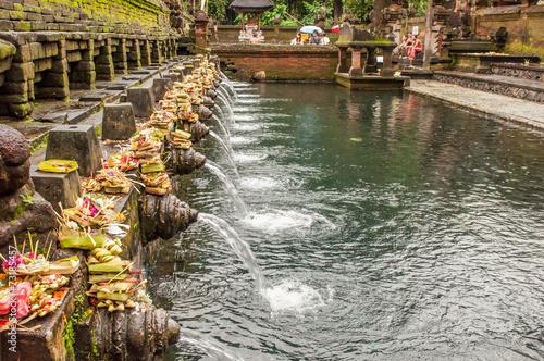 Foto op Canvas Indonesië bali temple