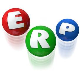 ERP Eneterprise Resource Planning Application Software