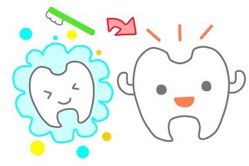 歯みがきをしよう