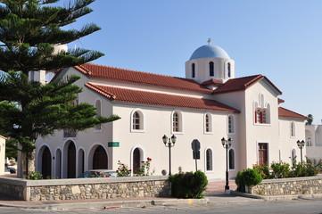 church in Kato Pili,island Kos