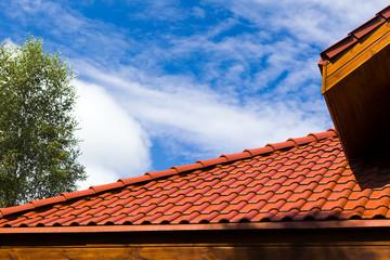 Dach (Detail)
