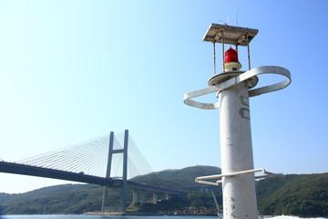 Suspension Bridge, Hong Kong