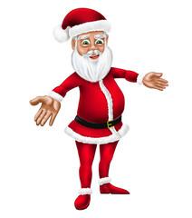 İllüstrasyon; Santa Claus