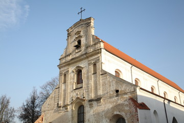 Franciscan church in Vilnius