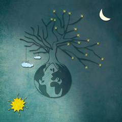 Le radici del mondo
