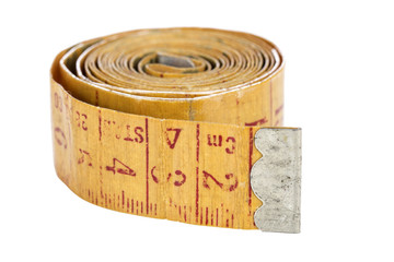Old measure tape