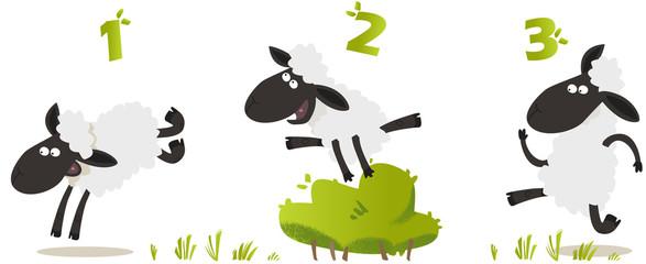 Conter les moutons