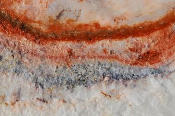Salzkristalle auf der Lüderitz-Halbinsel