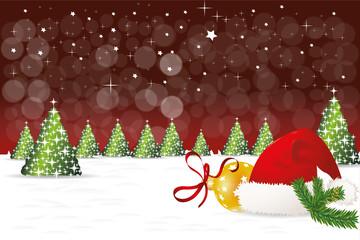Weihnachten, Weihnachtskarte, Grußkarte
