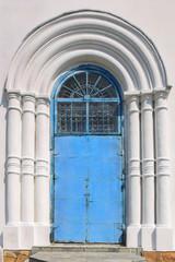 door white church