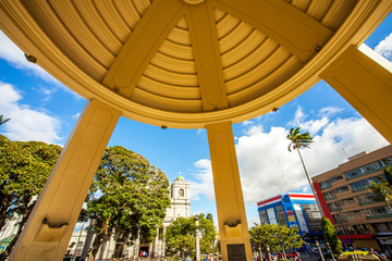 Costa Rica, San Jose,  Parque Central