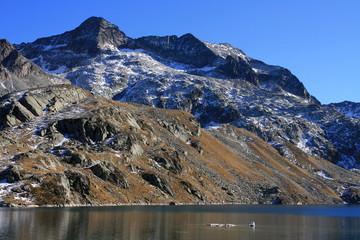 Le Toit (alt 2832 m)