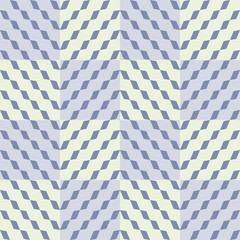 Abstract seamless checkered pattern