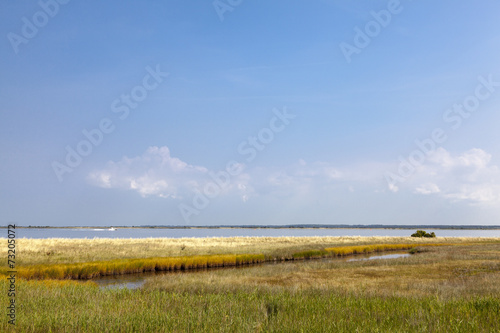 canvas print picture Auf Hiddensee