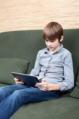 Tween with new tablet computer